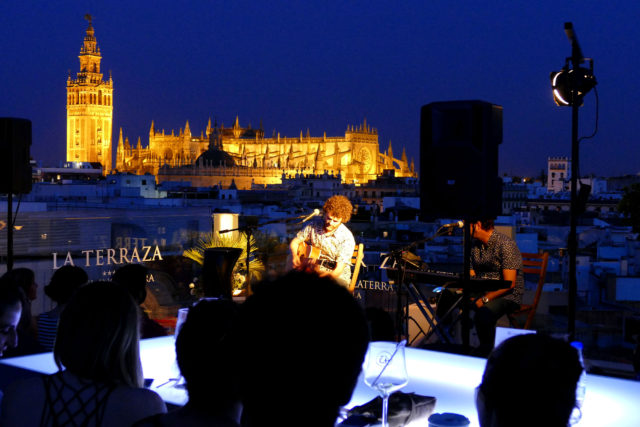concierto maga ciclo live the roof sevilla