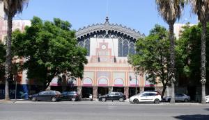 antigua estacion ferrocarril plaza armas cordoba