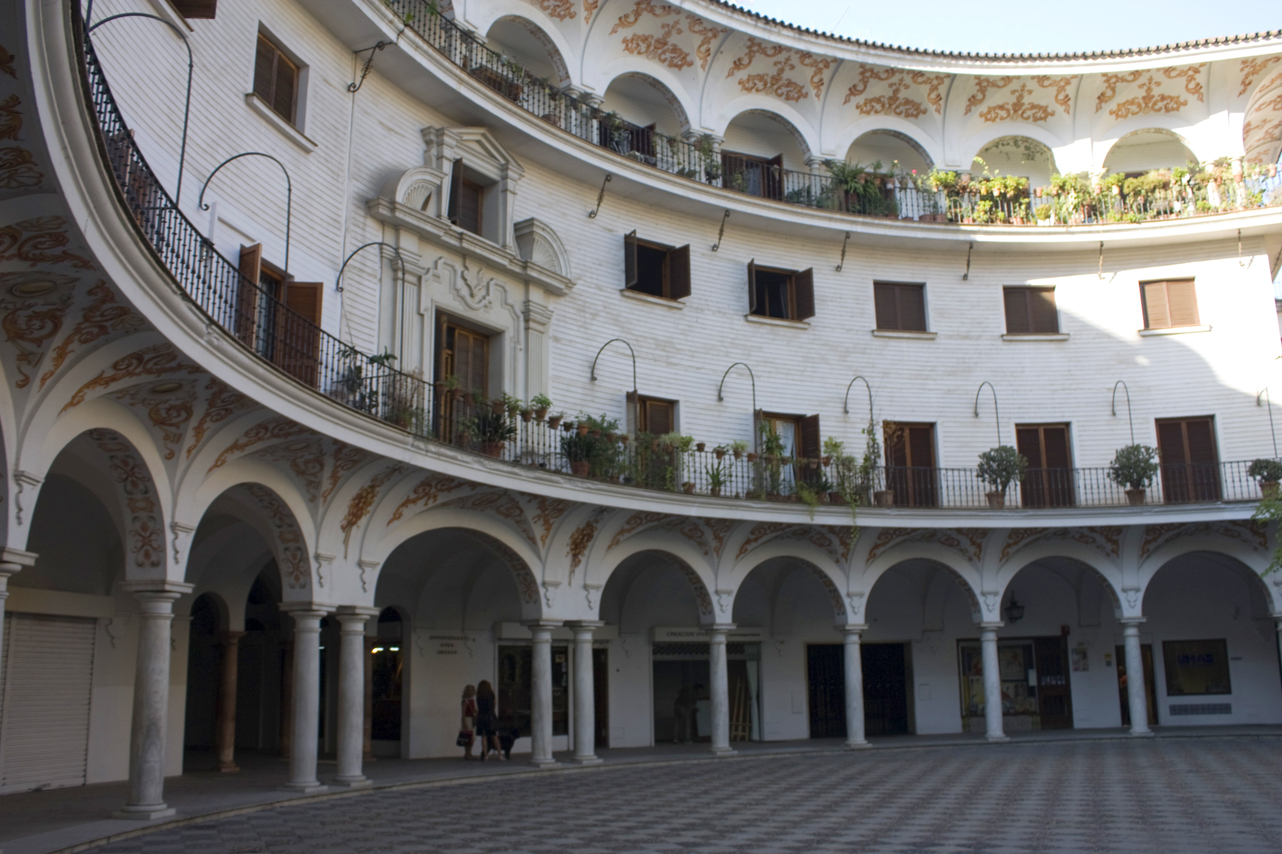 plaza cabildo sevilla