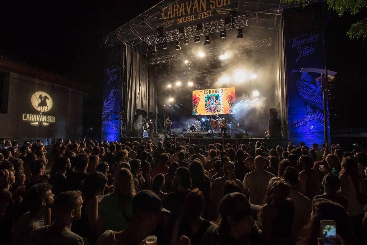 concierto caravan sur 2018
