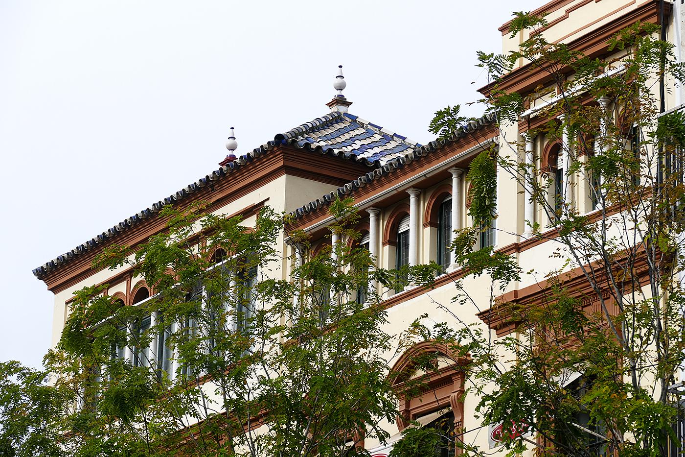 edificio campana sevilla