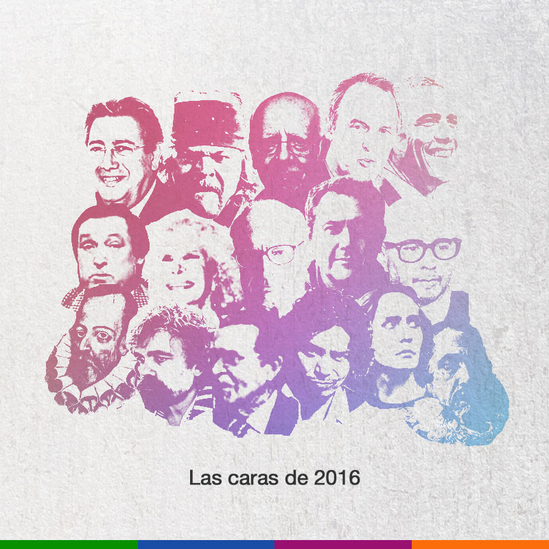 16 caras de 2016 en Sevilla