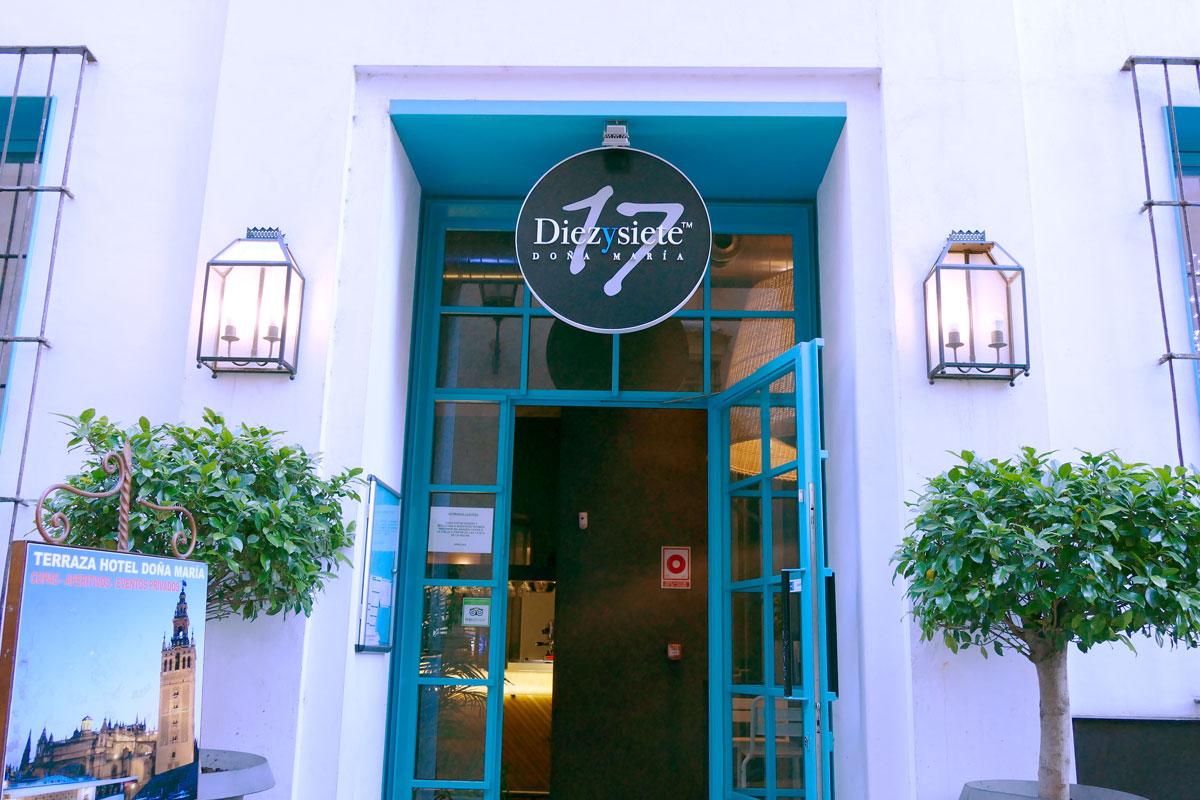 Bar 17 Sevilla City Centre