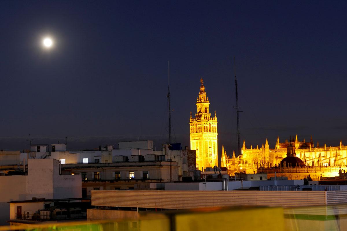 Hotel Inglaterra S La Terraza Sevilla City Centre