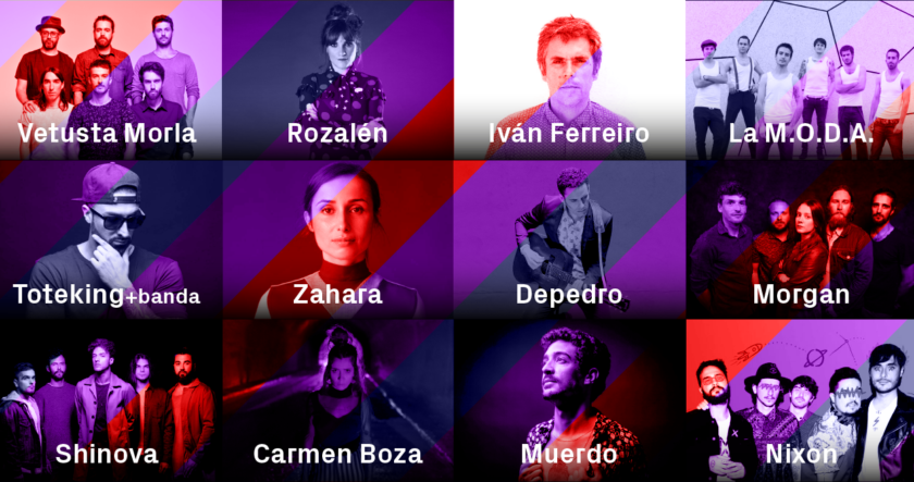 artistas confirmados festival interestelar sevilla