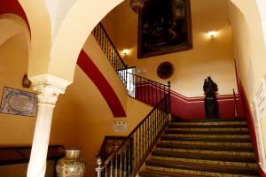 escalera casa pinelo sevilla