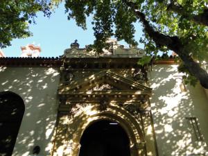 fachada iglesia magdalena sevilla