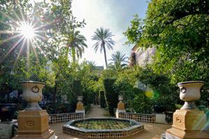 jardines palacio duenas