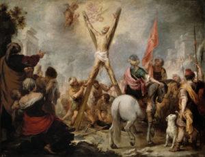 martirio san andres murillo