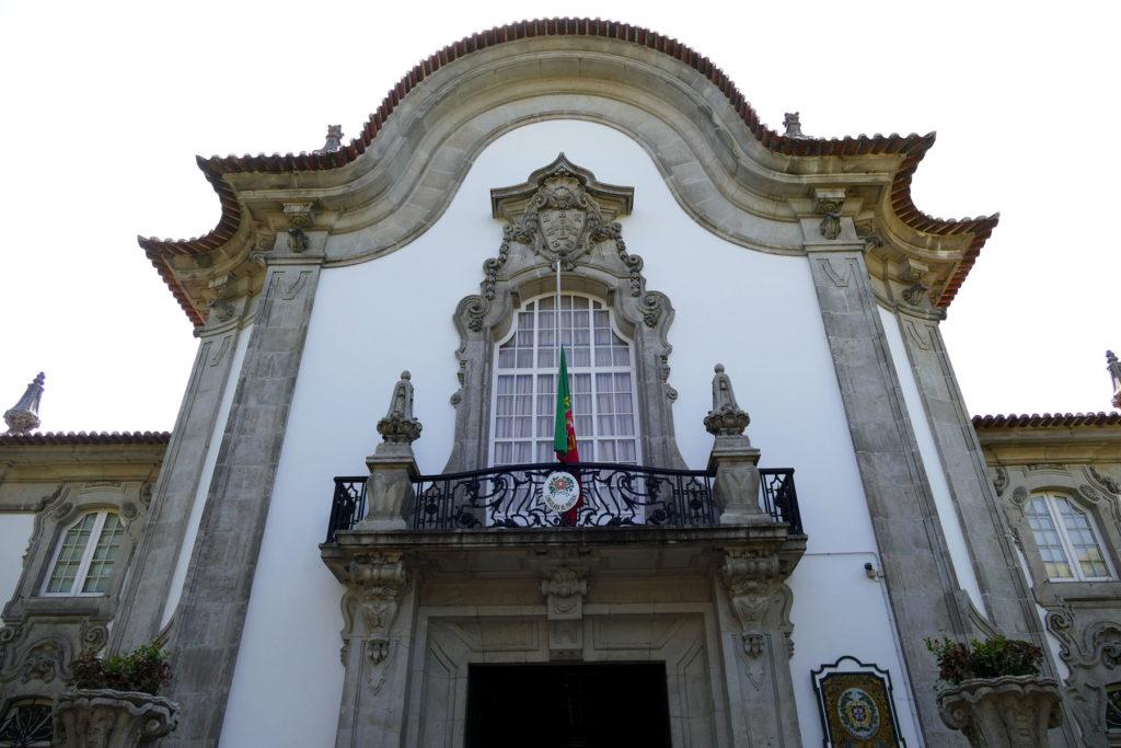 fachada pabellon portugal sevilla