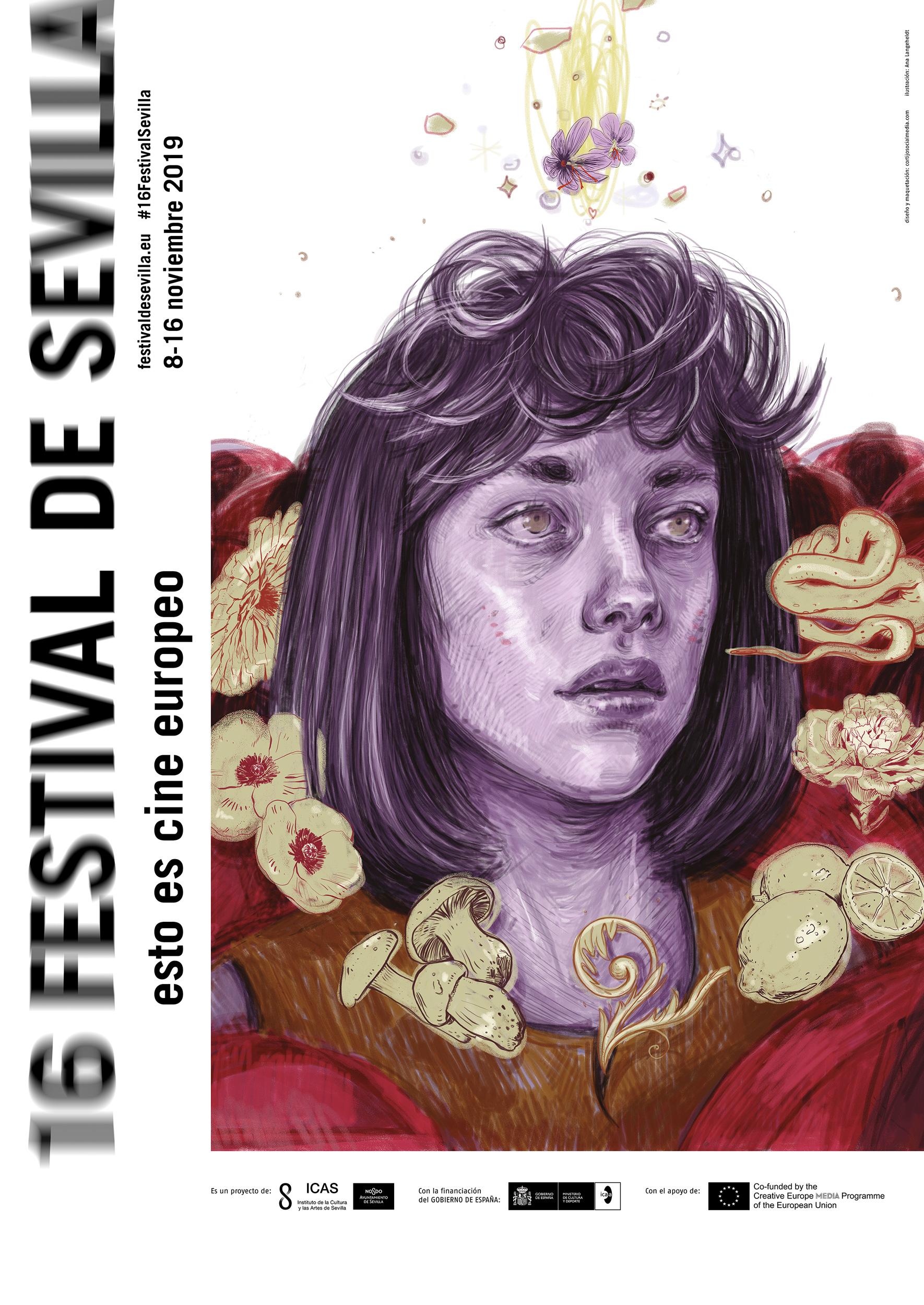 cartel festival cine sevilla 2019