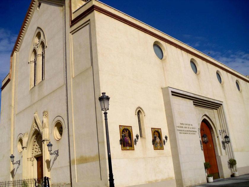 iglesia gitanos sevilla