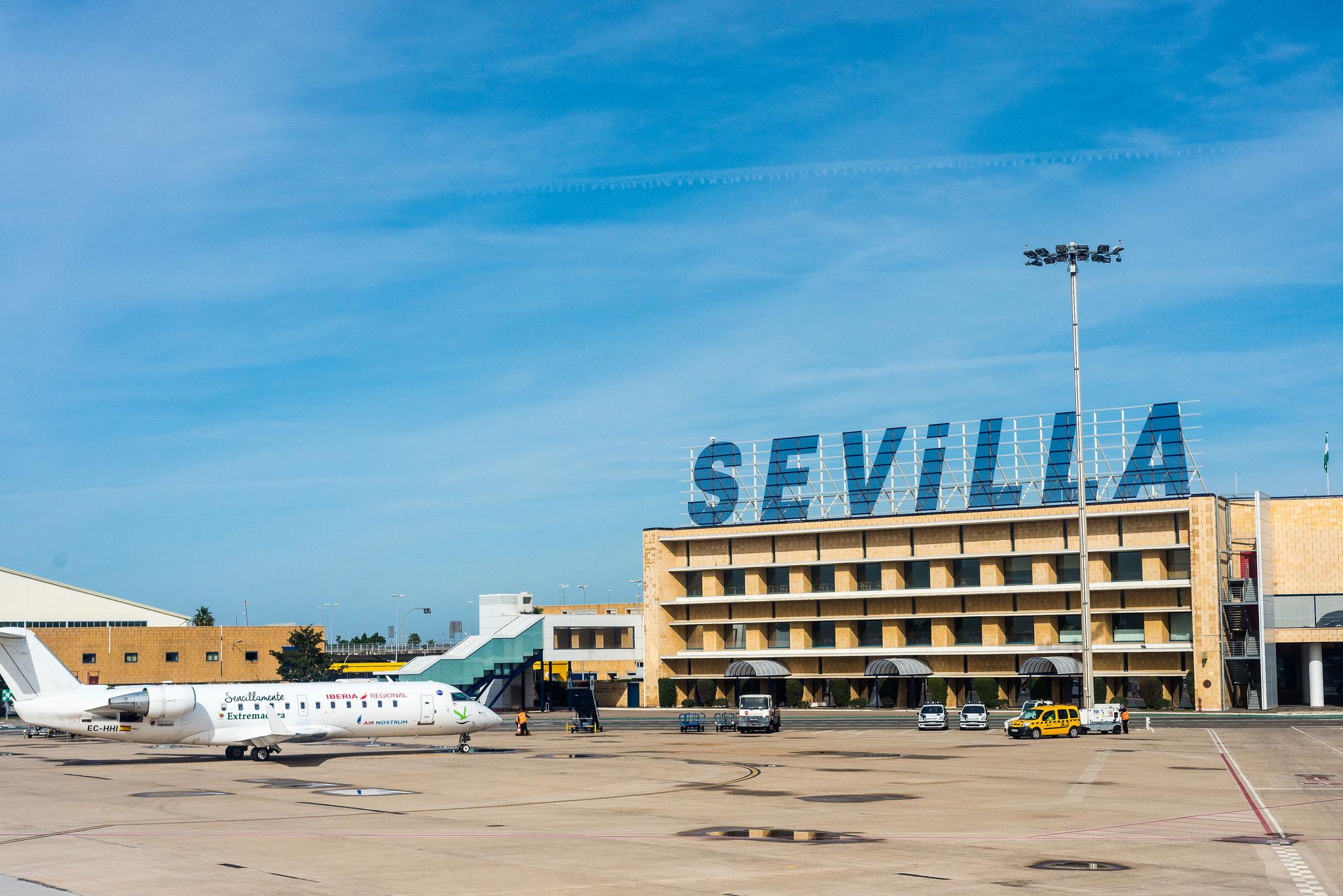 aeropuerto sevilla san pablo