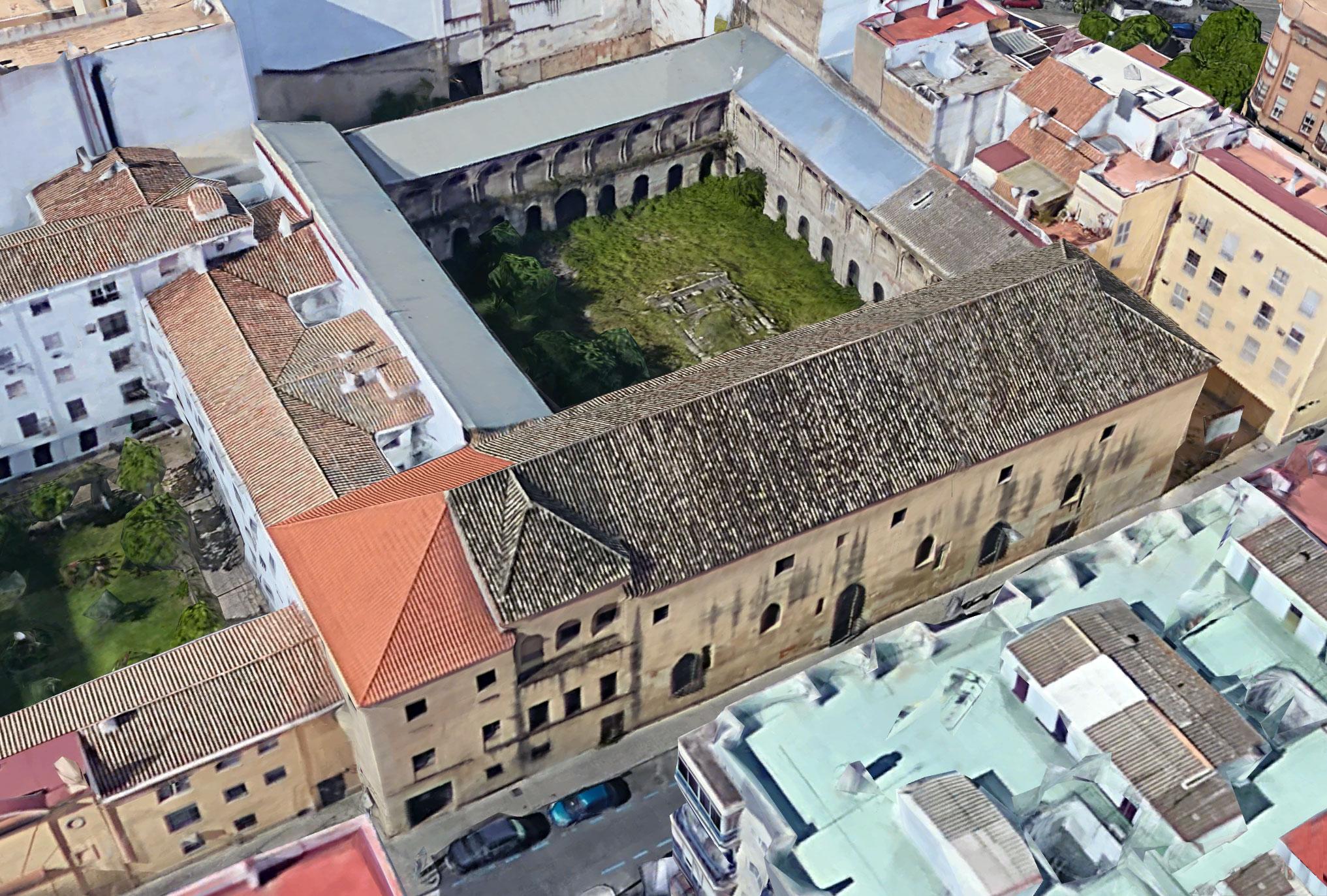convento san agustin sevilla