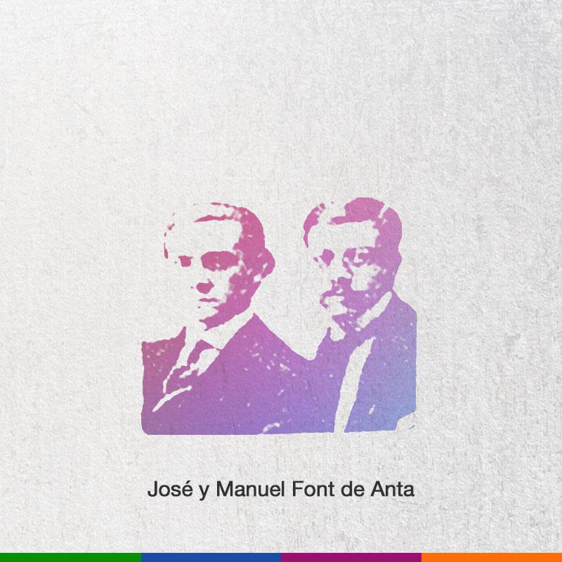 hermanos Jose Manuel Font Anta