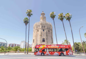 city sightseeing sevilla bus tour