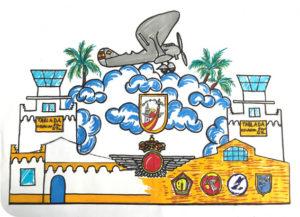 cabalgata reyes magos base aerea tablada
