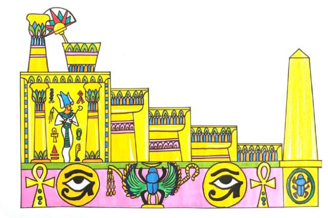 cabalgata reyes magos sevilla egipto