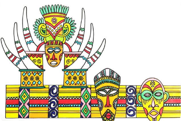 cabalgata reyes magos sevilla africa
