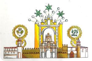 cabalgata reyes magos sevilla 425 aniversario macarena