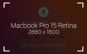 calendario sevilla city centre 2020 macbook pro 15 retina