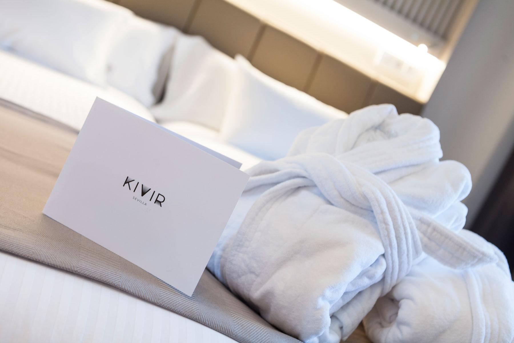 hotel kivir habitacion detalle