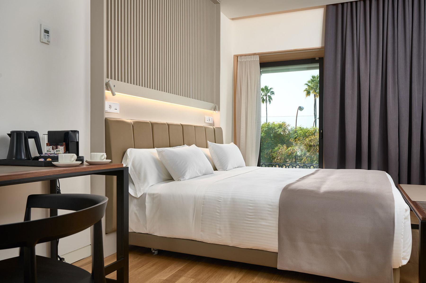 hotel kivir habitacion junior suite