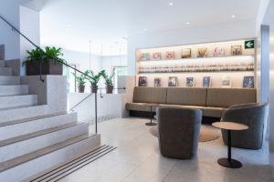 hotel kivir lobby