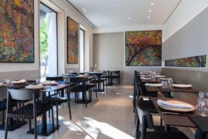 hotel kivir restaurante fluvial gastrobar