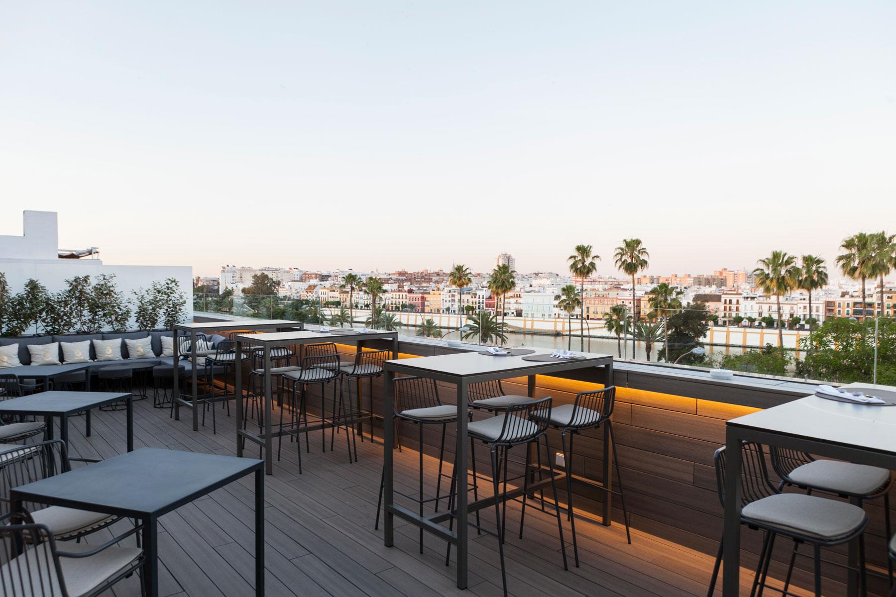 hotel kivir skyline