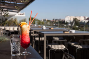 hotel kivir terraza bar