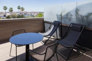 terraza hotel kivir