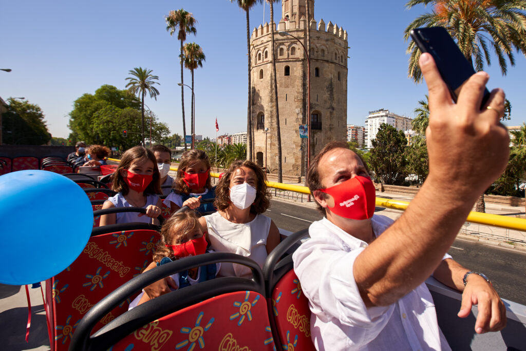 city sightseeing turismo familiar