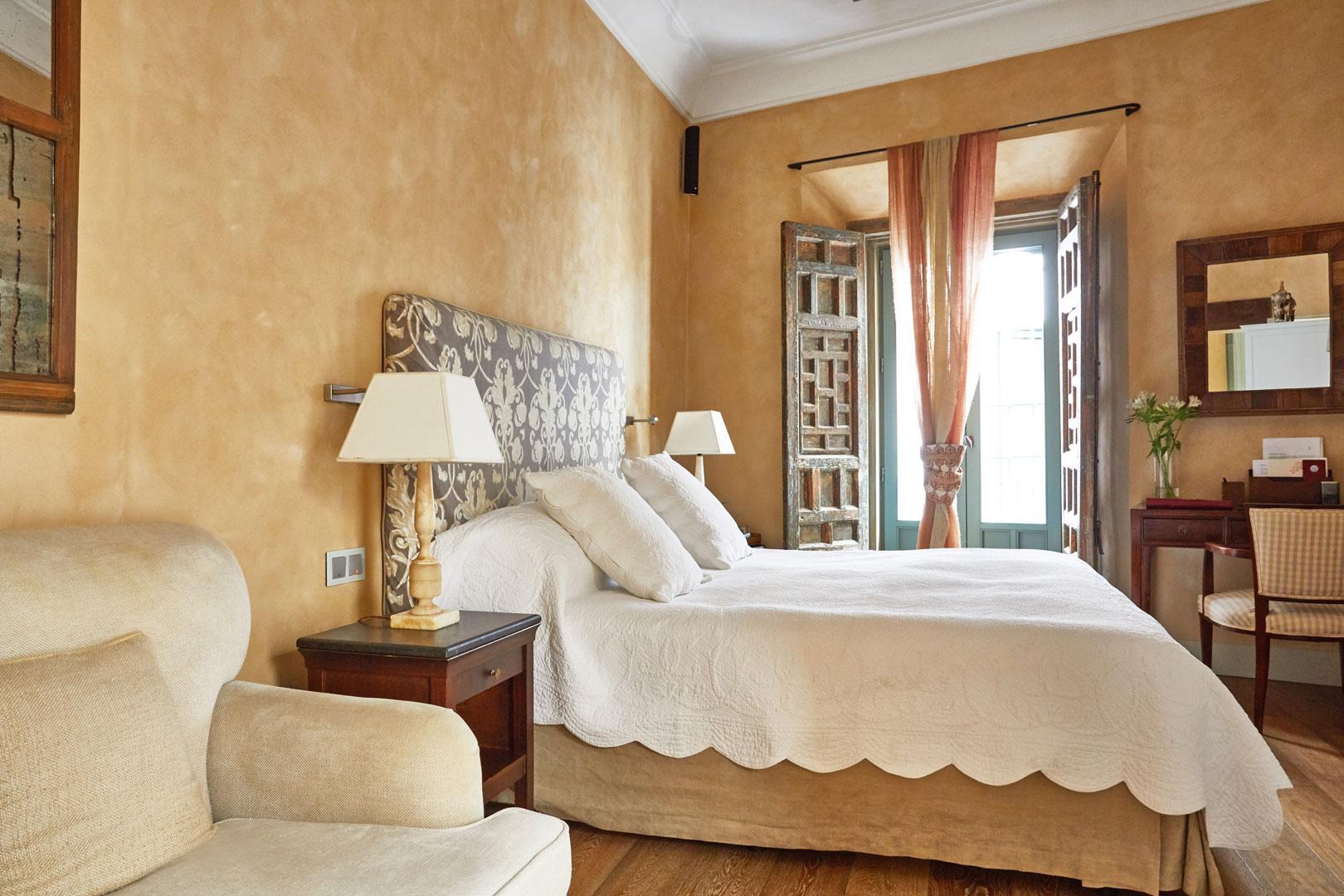 junior suite hotel corral rey sevilla