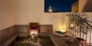 hotel corral rey sevilla terraza