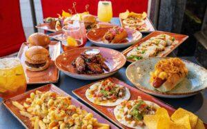 menu hard rock cafe sevilla