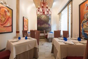 restaurante becerrita sevilla comedor interior