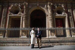 iglesia san luis franceses exterior