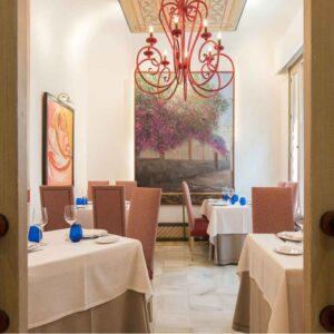 restaurante becerrita sevilla